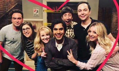 El fin de una era: la serie The Big Bang Theory estrenó su capítulo final