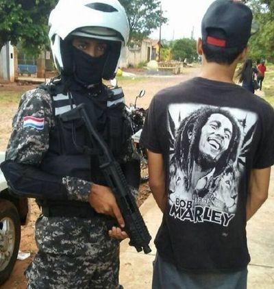 Policía advierte a motochorros con nuevos efectivos de Lince
