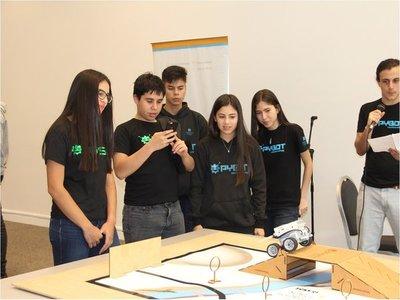 Organizan torneo nacional de robótica para niños y adolescentes