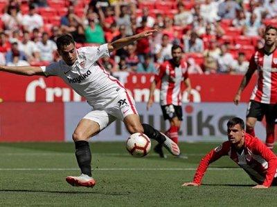 El Sevilla defendió su sexta plaza y deja al Athletic fuera de Europa
