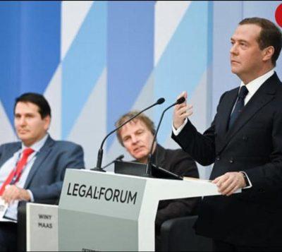 Paraguay participó en foro internacional de abogados en Rusia