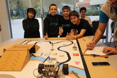 Torneo Nacional de Robótica vuelve en su quinta edición