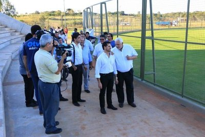 Continuarán estadio de Liga Encarnacena en su segunda etapa
