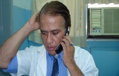 Ministerios repudian agresión de conocido médico a colega