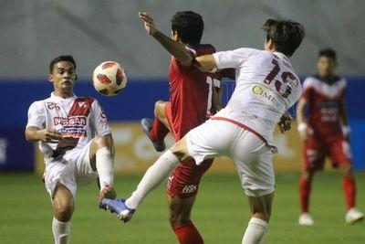 Nacional empató con River Plate