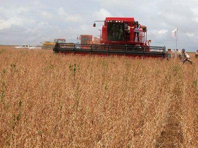 El aporte del sector agropecuario fue solo del 3% en la recaudación