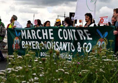 Manifestaciones contra el uso de agroquímicos