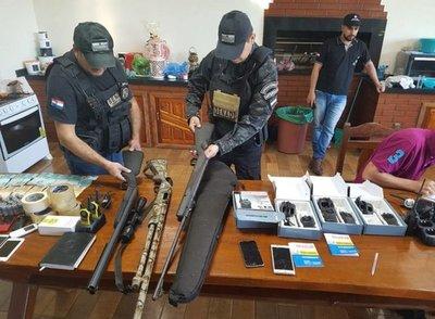 Miembro de banda PCC huyó antes de operativo