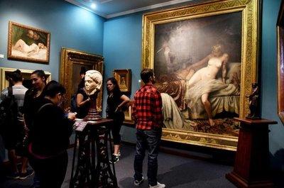 Museos hicieron relucir su acervo