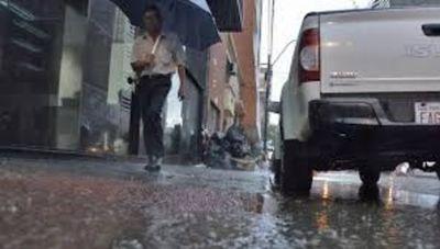 Se esperan fuertes lluvias en gran parte de la región Oriental