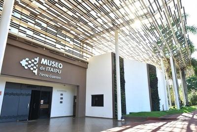 Museo de Itaipú celebra 40 años con eventos culturales