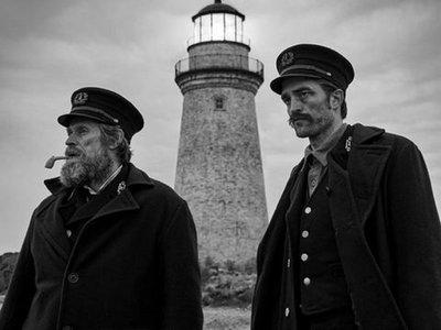 Robert Pattinson y Willem Dafoe viajan a la locura con The lighthouse