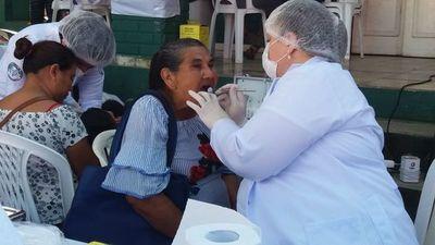 Más de 1900 familias damnificadas recibieron atención médica integral