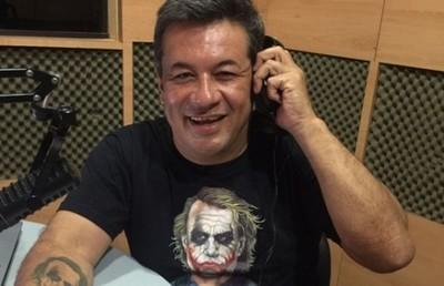 Richard Machuca ya no forma parte de la familia de radio Palma