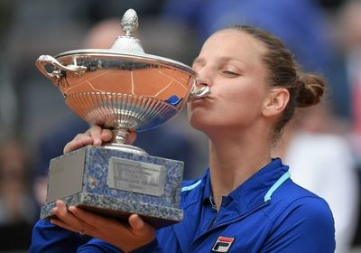 Karolina Pliskova gana en Roma y subirá al número 2