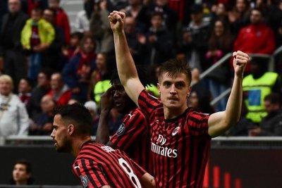 El Milan aún sueña con la Champions