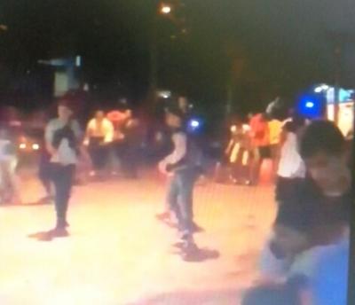 Enfrentamiento entre barras deja un muerto en Villa Elisa