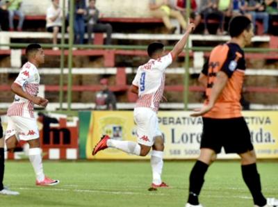 Sportivo San Lorenzo vence a General Díaz y corta racha negativa