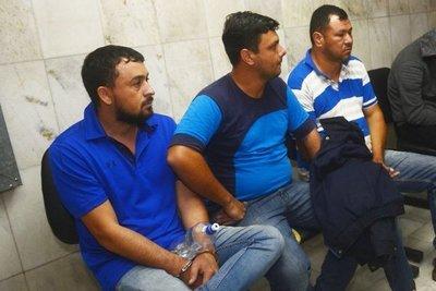 Policías remitidos a prisión exigieron US$ 100.000