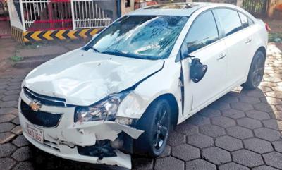 Ebrio al volante ocasiona aparatoso accidente fatal