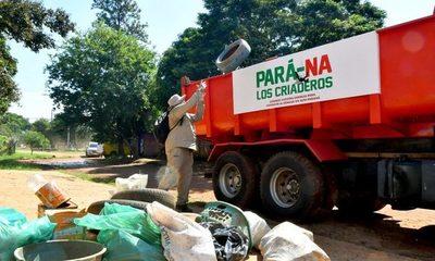 """""""Pará-na los criaderos"""": trabajos de rastrillaje y fumigación previstos para hoy lunes"""