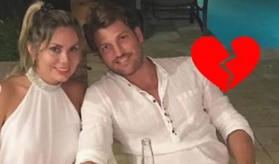 Dahiana Bresanovich Confirmó Su Separación De Su Novio Piero Scavone