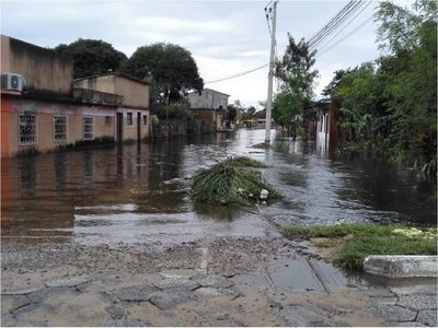 Meteorología anuncia más lluvias en zonas afectadas por las inundaciones