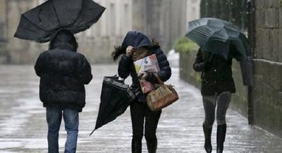 Anuncian frío y lluvias para mitad de semana