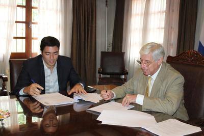Las clínicas de la Fundación Real Madrid llegan a Paraguay