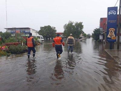 Anuncian más lluvias en zonas afectadas por las inundaciones