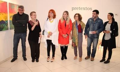 """Muestra colectiva de arte """"Pre-textos"""", en la Galería Agustín Barrios del CCPA"""