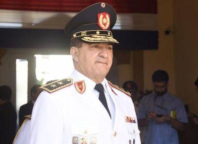 Comandante Vázquez dice desconocer pista narco