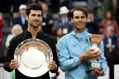 El prestigioso podio antes de Roland Garros