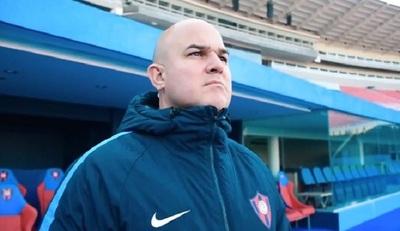 Fernando Jubero deja Cerro Porteño