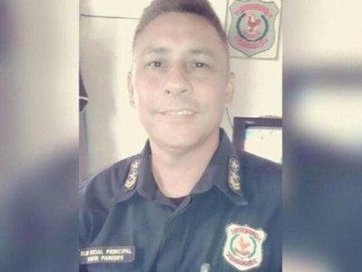 Descontrolada doña de exjefe policial destruyó comisaría