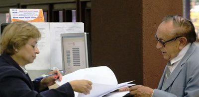 Caja Fiscal actualiza datos de jubilados y pensionados a partir de hoy