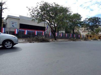 La basura, sigue siendo imagen de Asunción en el mes patrio