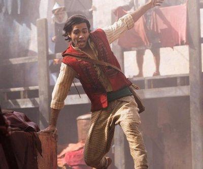 """Mena Massoud: """"Con 'Aladdin' vi de niño un reflejo de mí en la pantalla"""""""
