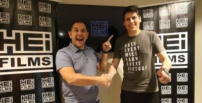 HOY / Enrique Pavón llega como  protagonista de comedia  en la pantalla grande