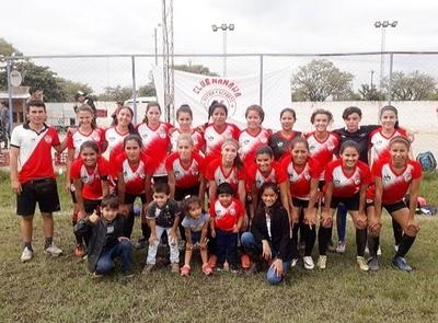 Histórico 1er. torneo oficial femenino