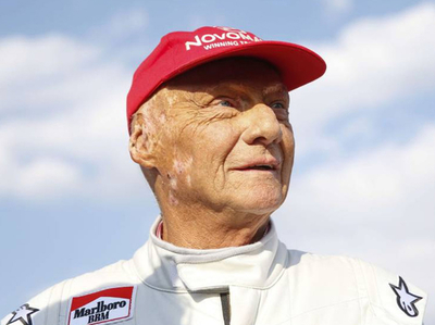 Confirman fallecimiento de Niki Lauda