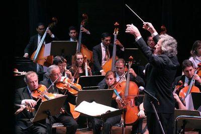 La OSCA toca en Villa Morra