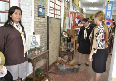 Inician circuito por el Día Internacional del Museo