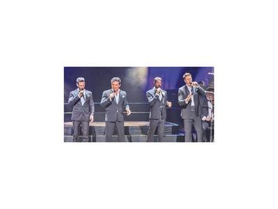 Il Divo llega a Paraguay con   su mezcla de ópera y pop
