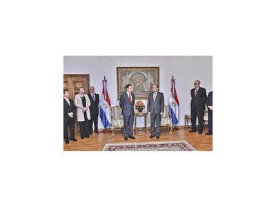 Embajador Rivas  es nuevo viceministro de RREE desde ayer