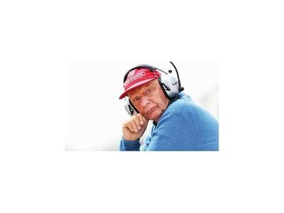Murió el gran Niki Lauda
