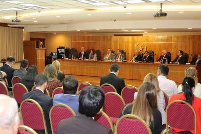 Ministros de la Corte eligen hoy al nuevo defensor general