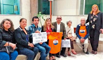 Tras varias chicanas llega pedido de desafuero contra el diputado Rivas