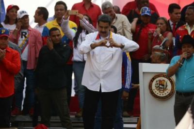 Maduro recicla la opción del diálogo