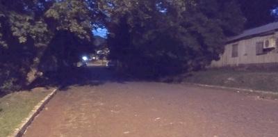 Franqueños reclaman mayor iluminación en calles céntricas